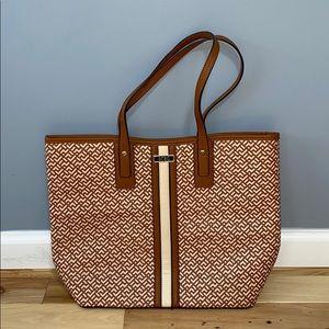 BCBG large shoulder purse